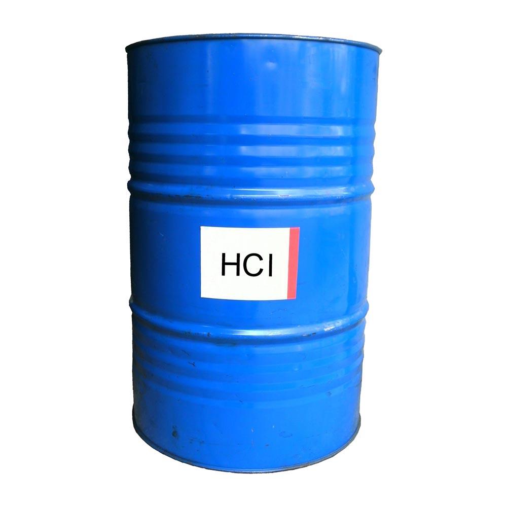 اسید کلریدریک | Hydrochloric acid